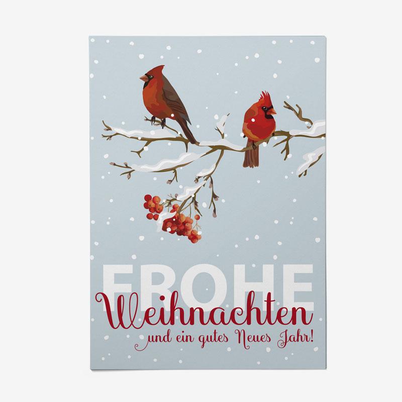 Weihnachtskarten 2017