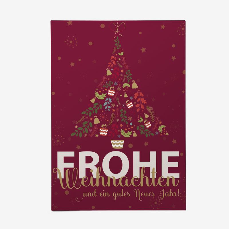Weihnachtskarten 2018